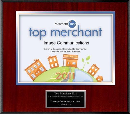Top Merchant Award